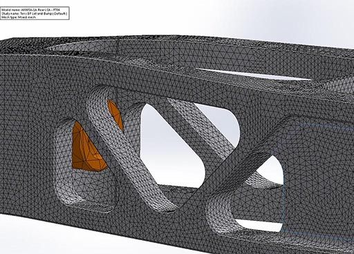Verus Engineering LCA Mesh