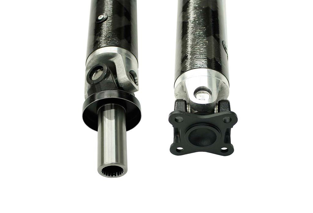 Verus Engineering Carbon Fiber Driveshaft