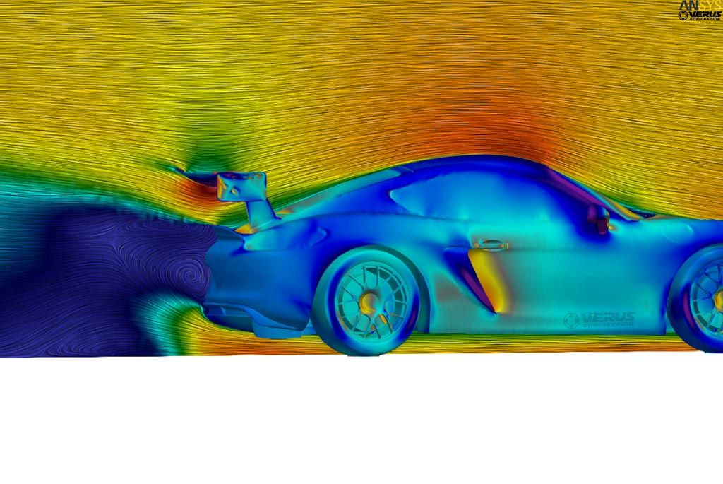Verus CFD Post Processing