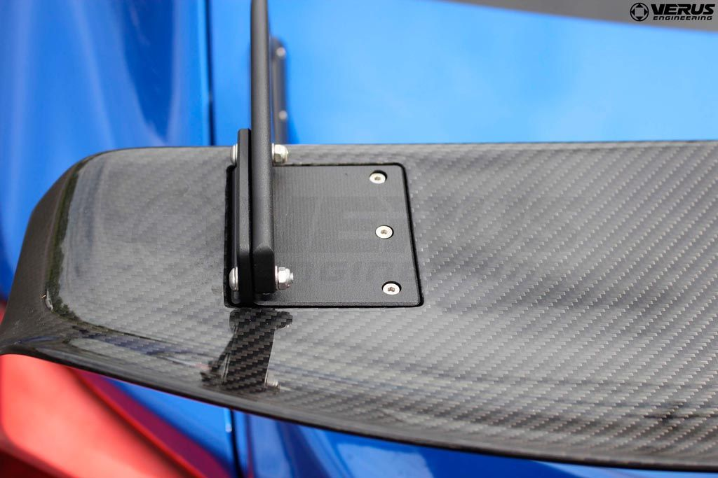 Verus High-Efficiency Rear Wing