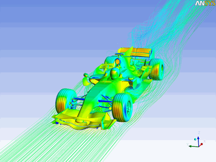 Verus Engineering ANSYS CFD Software F1