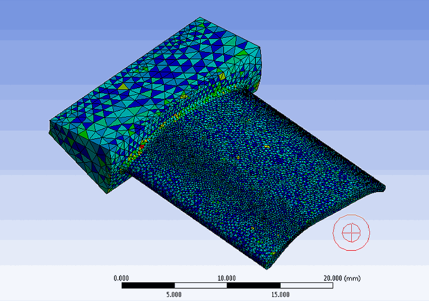 Verus Engineering CFD Mesh