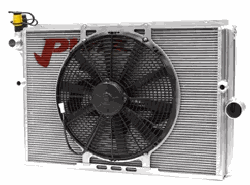 Verus Engineering Oil Cooling Blog, PWR Setup