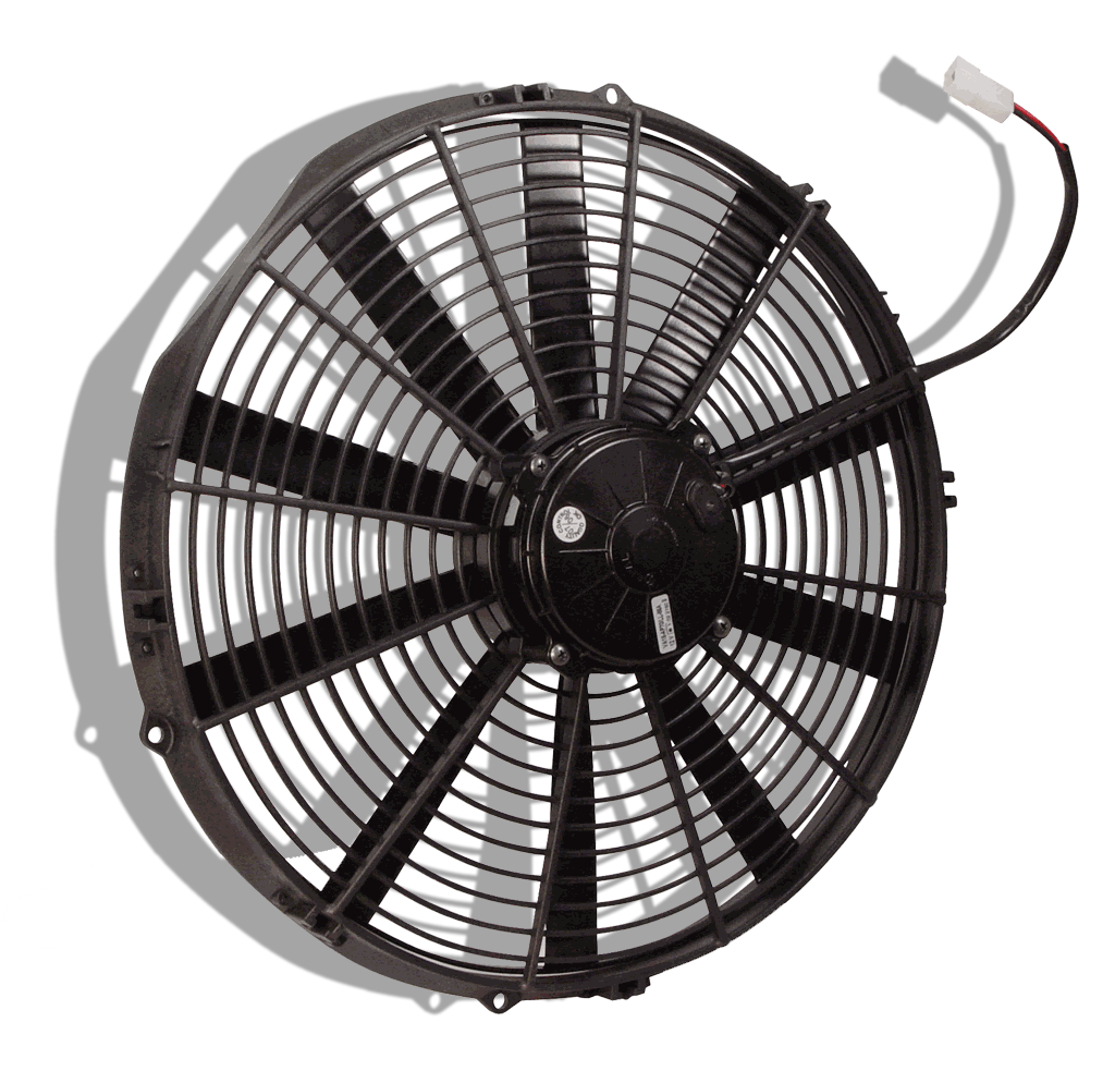 Verus Engineering Radiator Fan Blog, Fan